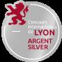 Medaille Argent Lyon