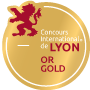 Medaille d'Or Lyon